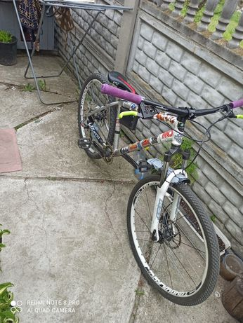 Продам велосипед Gary fisher Mtb