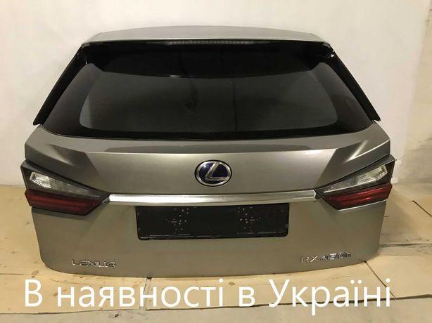 Кришка Багажника Ляда Lexus RX 2016 2017 2018 2019 в Україні