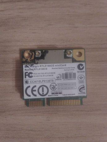 Wi-Fi адаптер Mini PCI-e Realtek RTL8188CE, до 150 Mbps