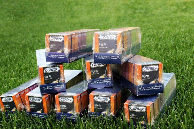 Блок презервативов(Сontex) 2025г.