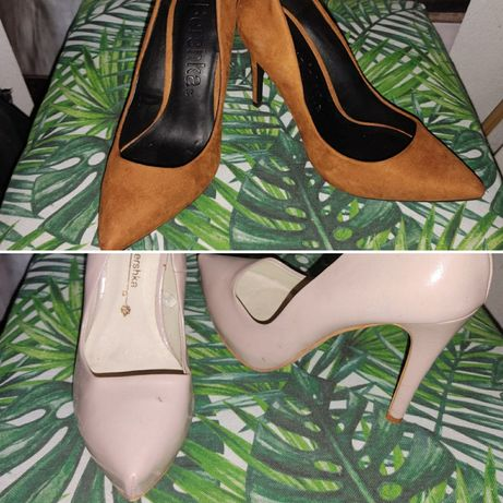 Botins e sapatos