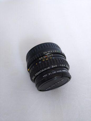 Объектив smc Pentax-A 645  75mm 2.8