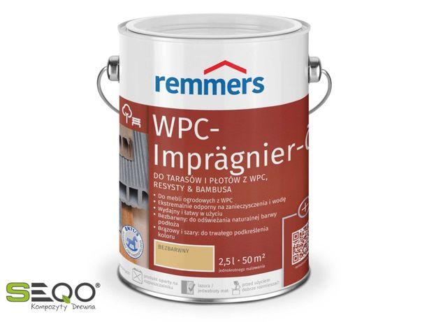 Olej do tarasów kompozytowych WPC Impragnier 2,5l