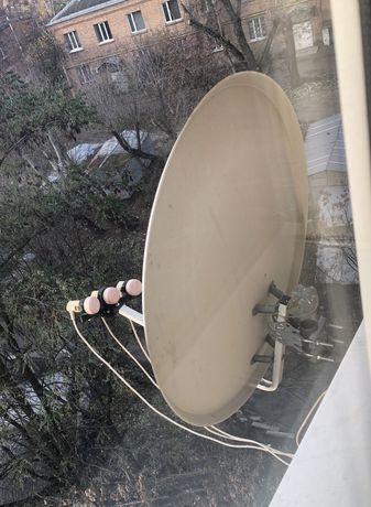 Тарелка спутниковоя