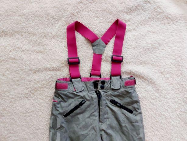 Spodnie Narciarskie Club Cool Smyk rozm 116 Stan BDB
