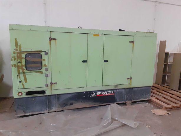 Gerador Pramac 200 kVA
