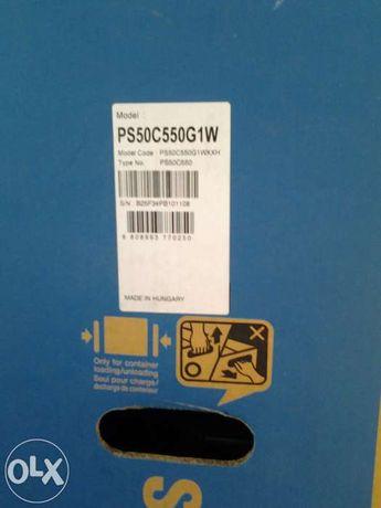 """Samsung 50"""" - uszkodzona matryca"""