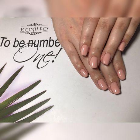 Девушки, приглашаю Вас на маникюрПокрытие ногтей гель лаком + маникюр