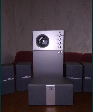 Акустическая система 4U A-100(5.1)