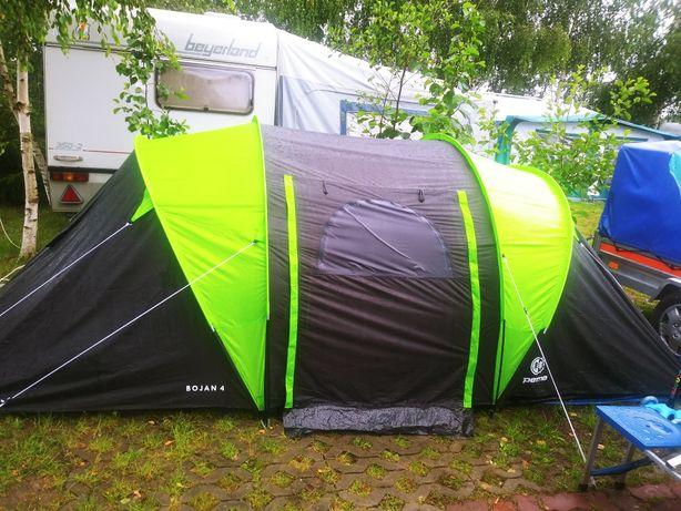 Namiot dla 4 osób 4000mm h2o peme bojan 4