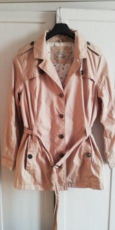 Trencz płaszcz beżowy Jessica roz. . XXL 44 46