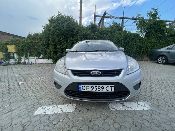 Ford Focus 2008 форд фокус
