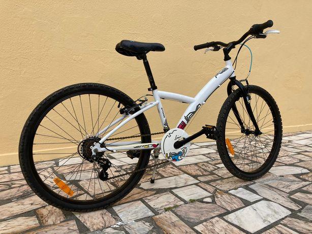 Bicleta btwin roda 24 optimo estado