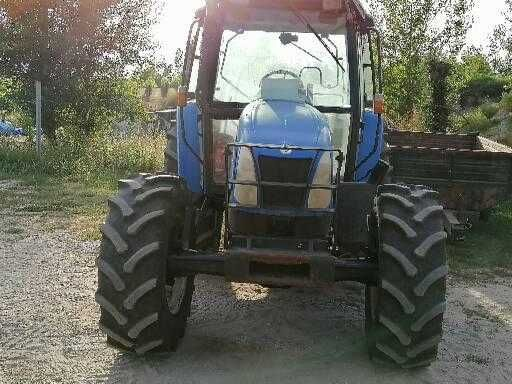 Trator New Holland TL100 A