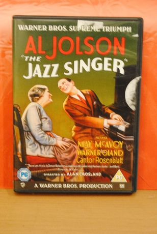 Al Jolson*The Jazz Singer/DVD