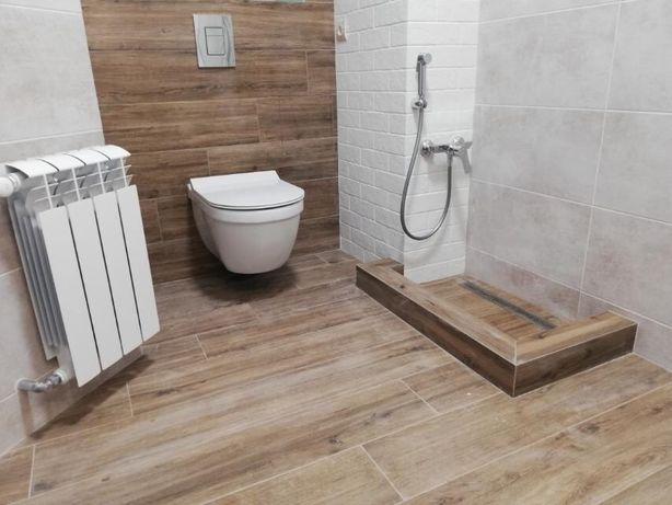 Сантехнические работы, ремонт ванных комнат, туалет, отопление, вода