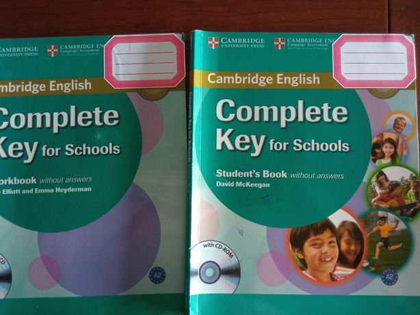 Complete Key for schools A2
