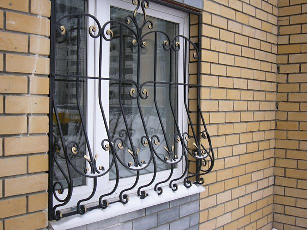 Навесы, Решетки, Заборы, Ворота, Балконы, и другие изделия из металла