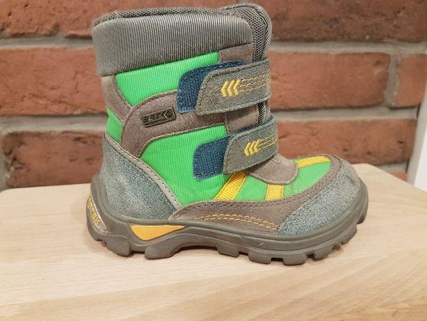 Zimowe buty Bartek dla chlopca