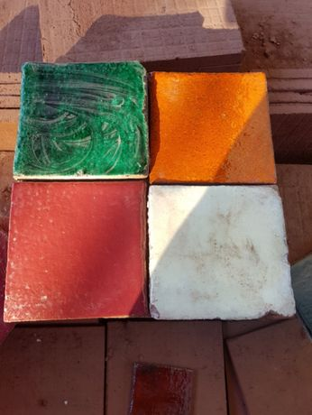 Azulejo, vidrado,ladrilhos , terracota, tijoleiras