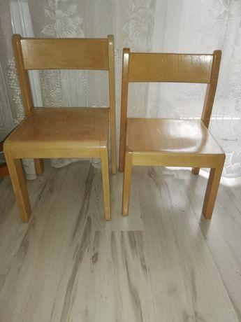 Krzesłka dla dzieci