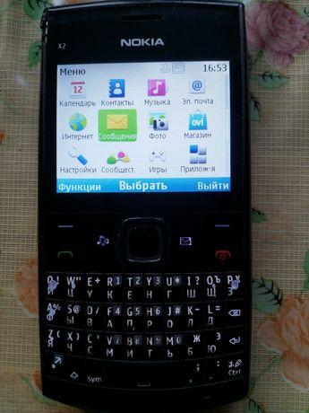 Nokia x2-01 телефон кнопочний