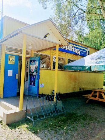 Продам  магазин с. Повидов (Днепровское)