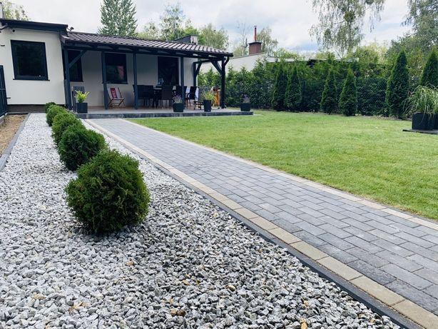 Domek caloroczny nad jeziorem Mierzyn, Nocleg