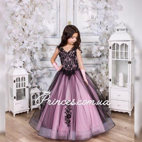 Нарядное бальное детское платье Камелия от производителя, дропшиппин