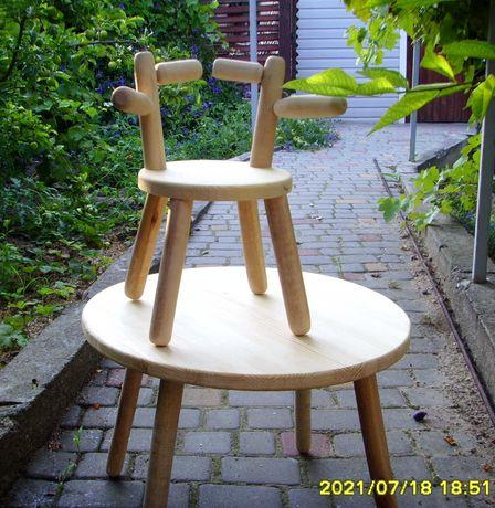 детский комплект стол и стул