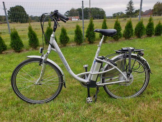 Rower ze wspomaganiem elektrycznym ADVENTURE XT10