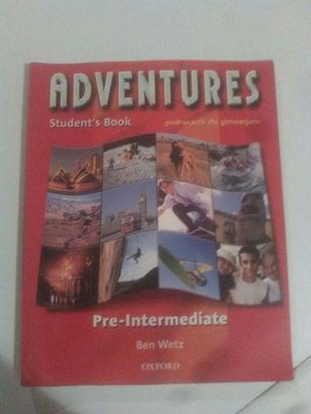 Adventures Student's Book Pre-Intermediate