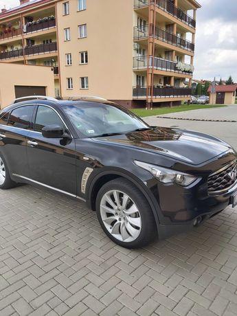 INFINITI FX50S  5.0 Benzyna V8