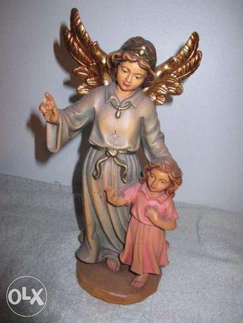 Arte Sacra - Anjo Protector das Crianças