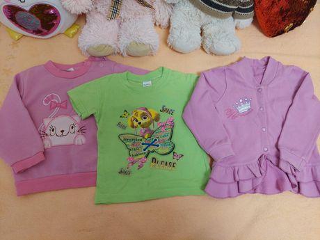 Одежда на девочку от года до двух