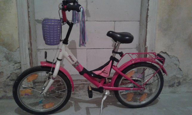 Продається велосипед для дівчинки