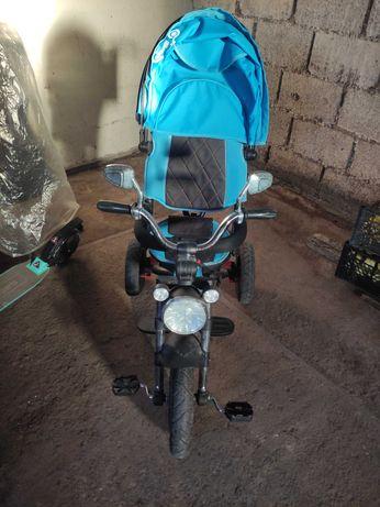 Продам терміново велосипед дитячий і візок для прогулянок