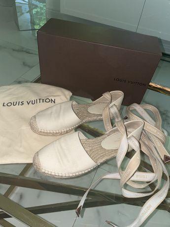 Espadryle Louis Vuitton 37-38