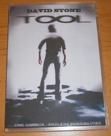 DVD - Tool (Gimmick and DVD) by David Stone