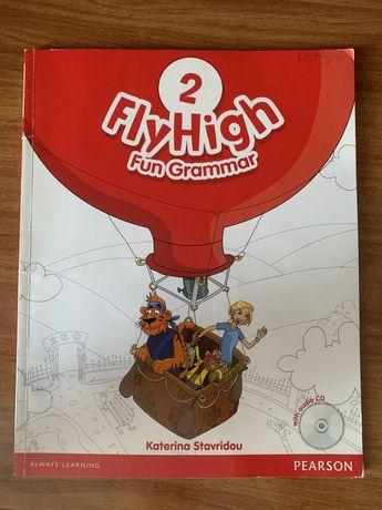Учебник по английскому. FlyHigh 2 Fun Grammar with Audio CD