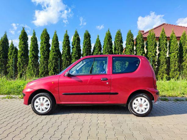 Fiat Seicento 900 z Przebiegiem 66tys km! 1-Właściciel od Nowości