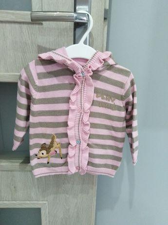 Sweterek dziewczęcy Cool Club, Smyk roz.68