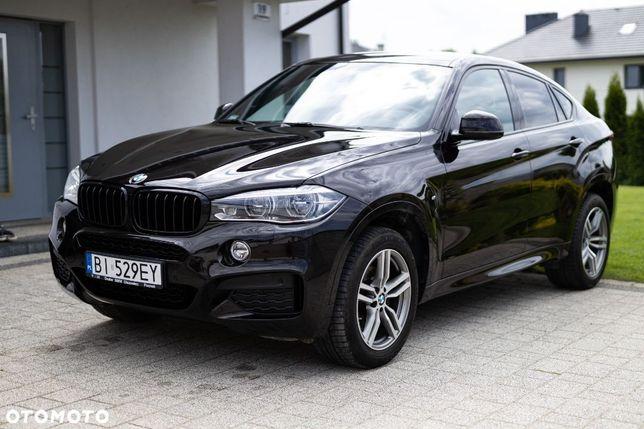 BMW X6 M pakiet POLSKI SALON, Bezwypadkowy, Niski przebieg, Pakiet Serwisowy