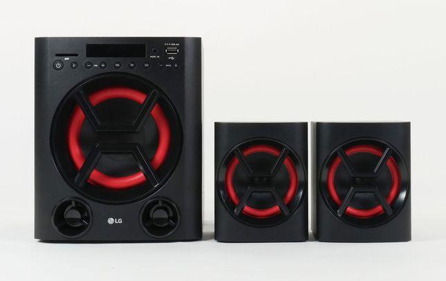 Głośniki LG LK72B 40W USB Bluetooth; Gwarancja 25 miesięcy.