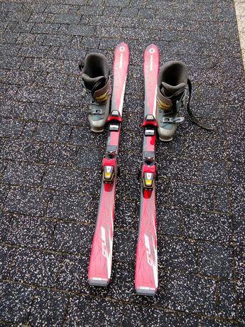Sprzedam narty i buty narciarskie