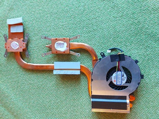 Chłodzenie do laptopa MSI 62 6QC