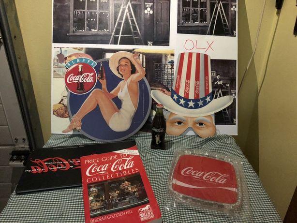 Coca cola, livros e afins
