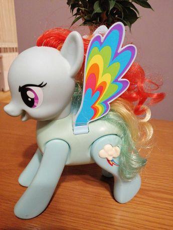 Kucyk my Little Pony Rainbow Dash skaczacy wersja angielska
