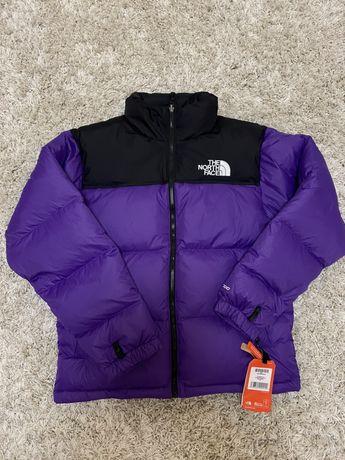 The North Face nuptse 1996 off white ,пуховик,куртка,ветровка
