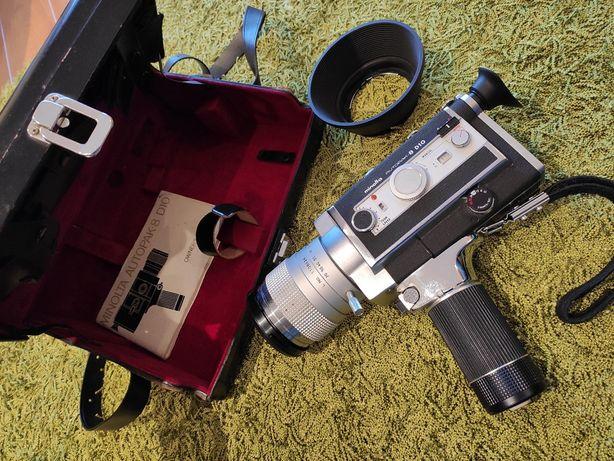 Minolta Autopak-8 D10, maquina de filmar super 8